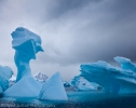 Iceberg Graveyard, Paradise Bay