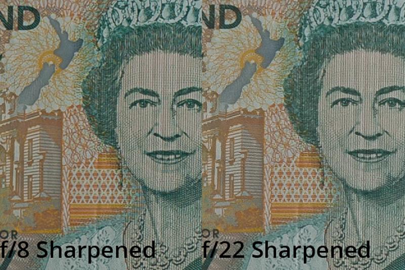 08F22 sharpened